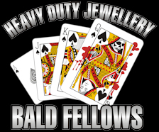 Bald Fellows - Heavy duty jewelry